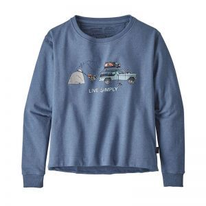 Bluza Patagonia W Live Simply Lounger Uprisal Crew