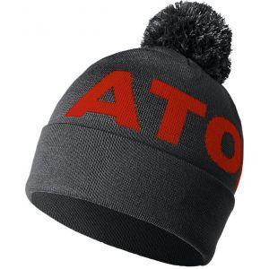 Caciula Atomic Alps Pom Dark Grey/Dark Red