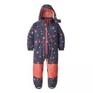 Costum Copii Patagonia Baby Snow Pile One-piece