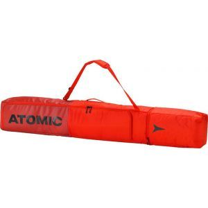 Husa Ski Atomic Double Ski Bag Bright Red/dark Red