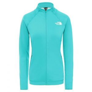 Polar The North Face W Impendor Fz Hexagon Midlayer