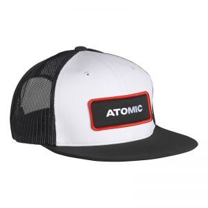 Sapca Atomic Alps Trucker White/black
