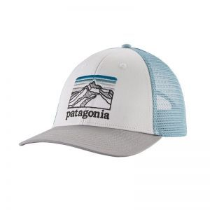 Sapca Patagonia Line Logo Ridge Lopro Trucker