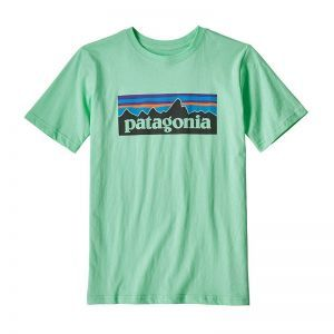 Tricou Copii Patagonia B P-6 Logo Organic