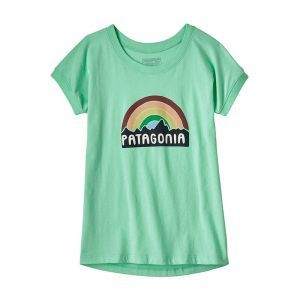 Tricou Copii Patagonia G Graphic Organic Cotton