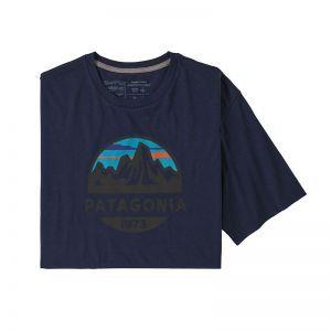 Tricou Patagonia M Fitz Roy Scope Organic