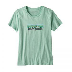 Tricou Patagonia W Pastel P-6 Logo Organic Cotton Crew