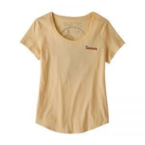 Tricou Patagonia W Sunset Sets Organic Scoop