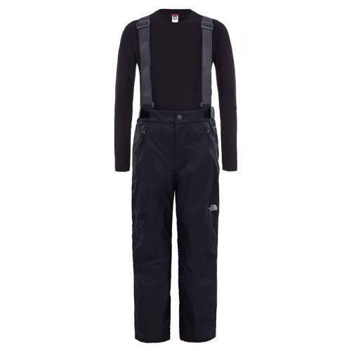 Pantaloni Copii The North Face Y Snowquest Suspender Plus