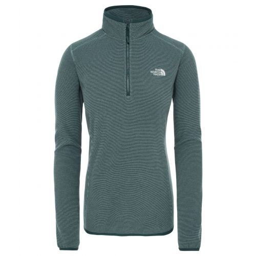 Polar The North Face W 100 Glacier 1/4 Zip