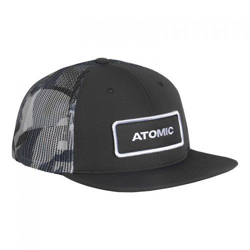 Sapca Atomic Alps Trucker Black