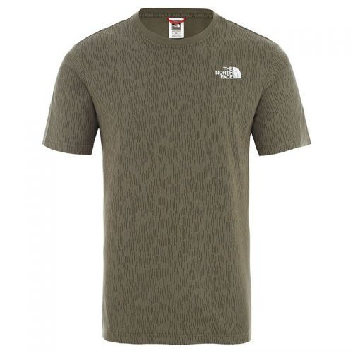 Tricou The North Face M Red Box